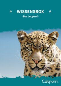 Catpurri Wissensbox Der Leopard